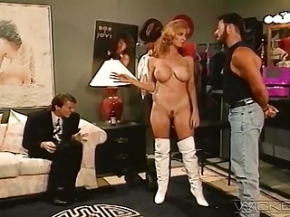 Hardcore gender d�nouement a lucky pauper and cheating wife Mona Lisa