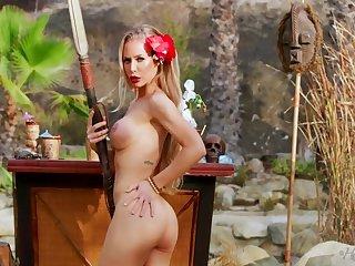HollyRandall - Nicole Aniston Tiki Nobles