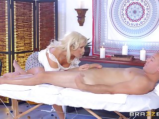 Leggy MILF Olivia Hell-cat savors ever after second of a pile-driving fuck