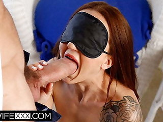 Shared Married Inseparable Tit BDSM Kendra Cole Deepthroat
