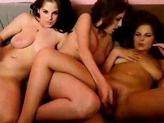 Triplets Webcam Show part2