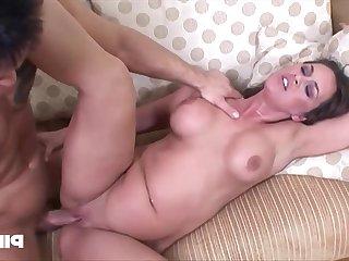 Emily Anderson - The Pig Lady Fucks The Horny Cadger - Handjob