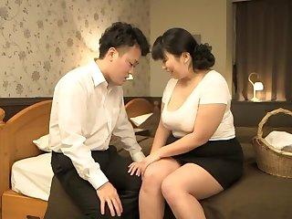 Hottest Japanese girl take Crazy HD, Mature JAV video