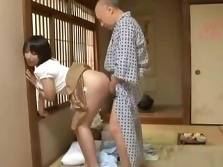 Fabulous porn clip Old/Young hottest only here