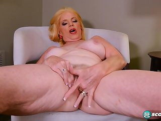 Old Mart Mature With respect to Fat Saggy Tits Masturbating For You - Charlie Charm
