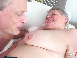 Big-Titted British Maid Candy Cummings Banged Really Hard
