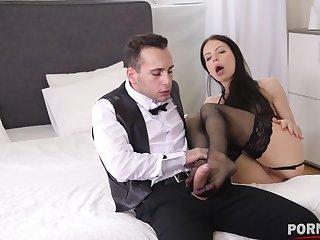 Kinky Hotel Room Indecent Fucking