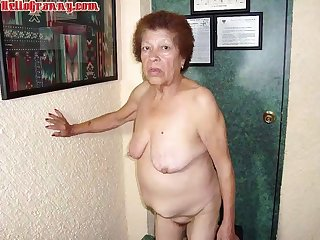 LatinaGrannY Heap of Well Aged Latinas