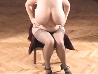 Milfs obese bowels